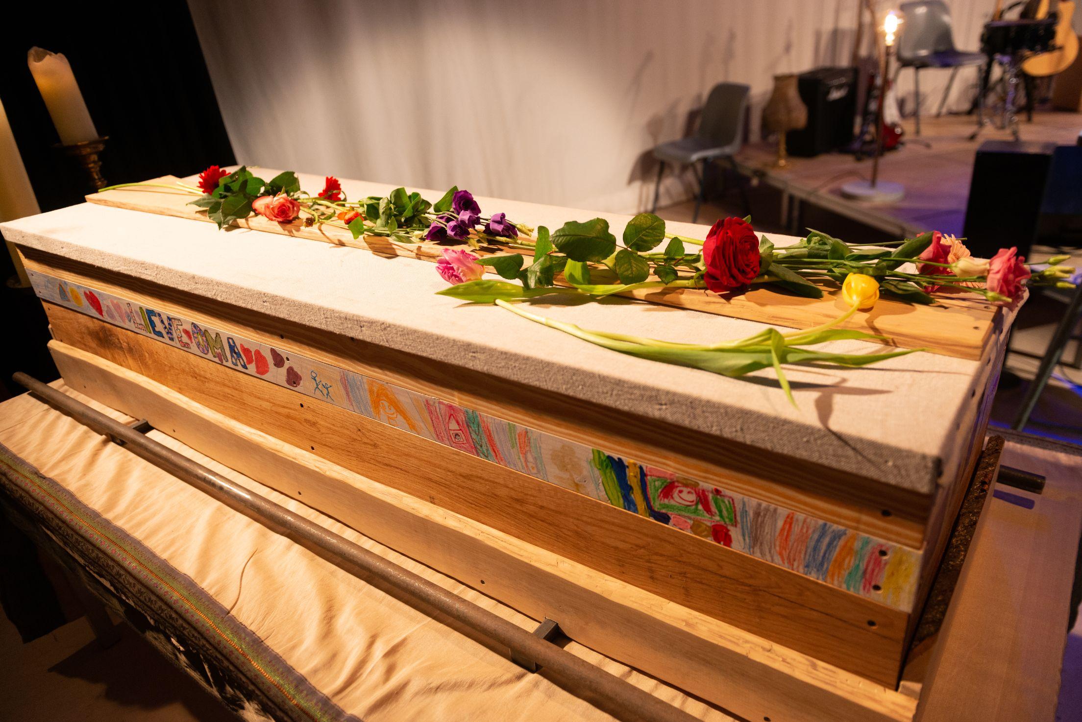 Begrafenis Nieuwegein