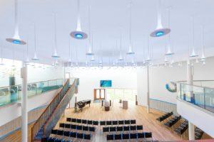 Crematorium Rusthof Amersfoort (grote aula)