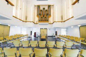 Crematorium Rusthof Amersfoort (kleine aula)